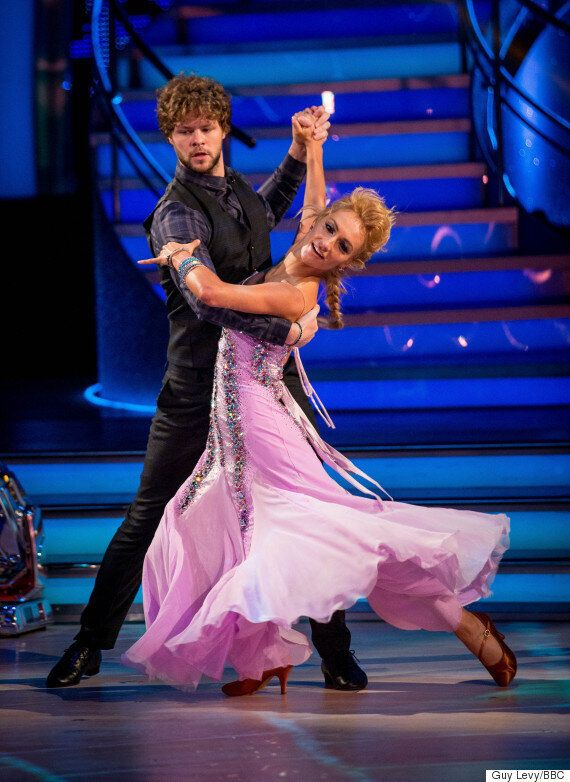 'Strictly Come Dancing': Jay McGuiness Suffers First Slip-Up, While Katie Derham Is A Surprise Hit With