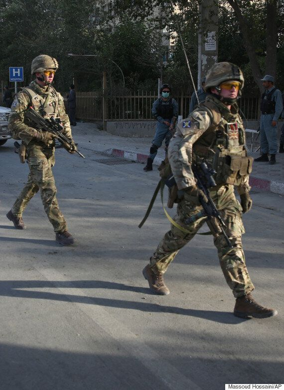 British Soldiers Sued By Taliban Over Human Rights Breaches, With Millions Spent On Legal