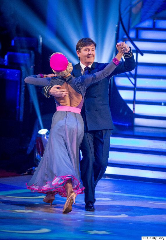 'Strictly Come Dancing': Daniel O'Donnell And Kristina Rihanoff Leave The