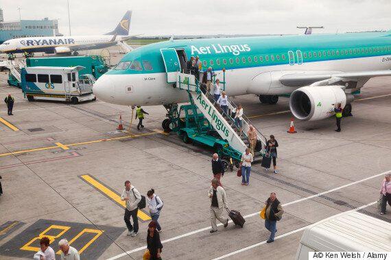 Man Dies After Biting Passenger On Aer Lingus Plane - CBS DC