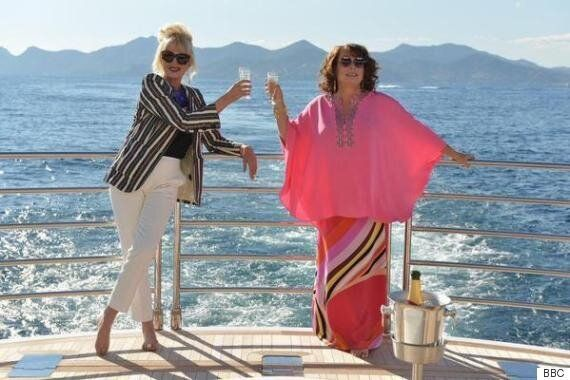 'Absolutely Fabulous': Jennifer Saunders And Joanna Lumley Begin Shooting For New Film As Eddie Monsoon...