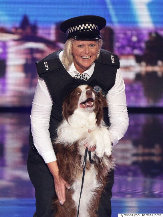 'Britain's Got Talent' Winner Jules O'Dwyer's Dog, Matisse, Targeted By Death Threats From Twitter