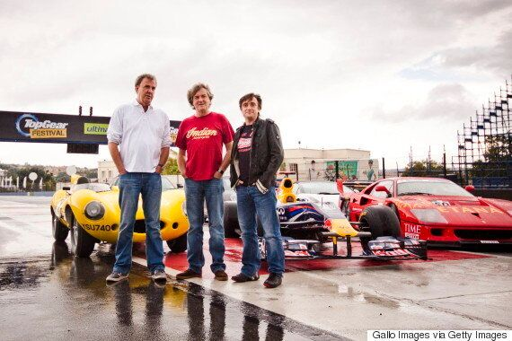 Richard Hammond And James May Turn Down £4Million 'Top Gear' Offer, To Launch New Show With Jeremy