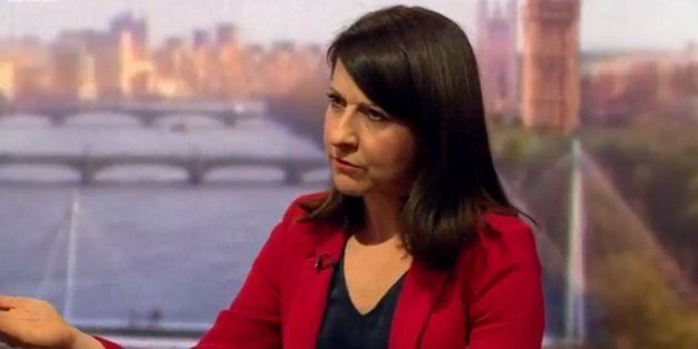 Liz Kendall on The Andrew Marr