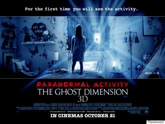 Win A Trip For Four To The Isle Of Fright With 'Paranormal Activity: The Ghost Dimension 3D' - In Cinemas...
