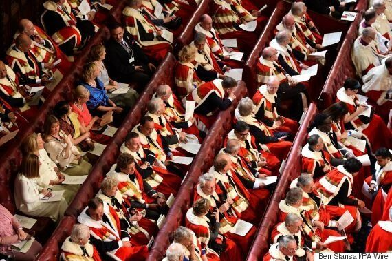 Tories Threaten To Suspend House Of Lords If It Kills Off Tax Credit Cuts As George Osborne Faces Down