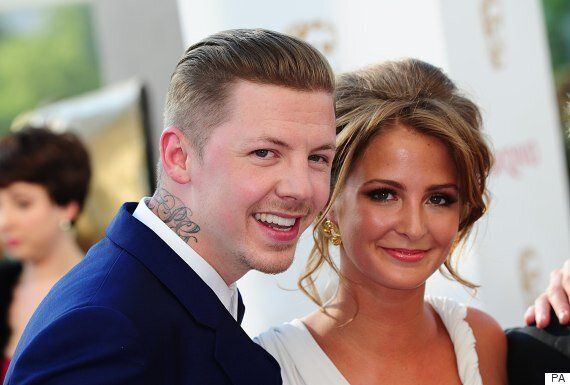 Professor Green Reveals Wedding To 'Made In Chelsea' Star Millie Mackintosh Was Toughest Day, Due To...