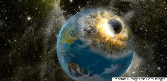 Asteroid Apocalypse Spells End Of The World In September