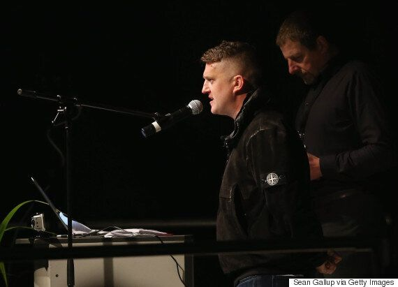 Tommy Robinson Tells 40,000 At Pegida Anniversary To Not Let Germany 'Be Dragged Back To