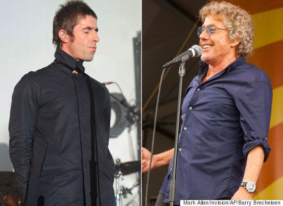 'TFI Friday' Return: Liam Gallagher To Perform In Supergroup With The Who's Roger