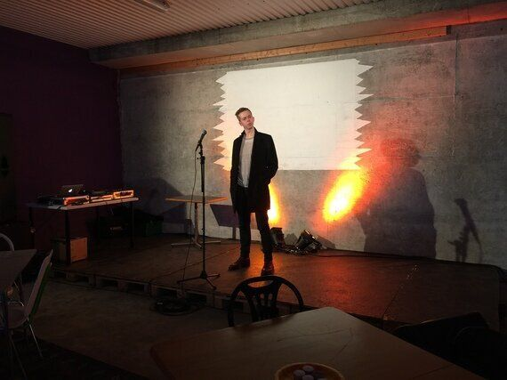 Behind the Scenes of an Edinburgh Fringe Comedy Show: Part VI of