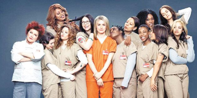 The cast of 'Orange Is The New