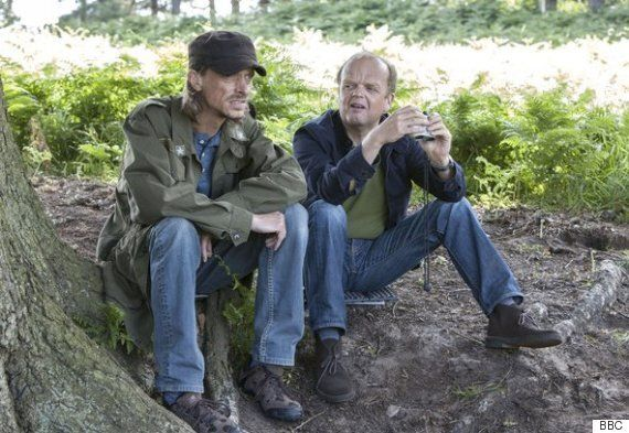 'The Detectorists' Star Mackenzie Crook Doesn't Think It's Right That People Body-Shame Him On Social