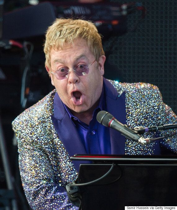 Elton John Brings Steward To Tears After Calling Her 'Hitler' And Telling Her To P*ss