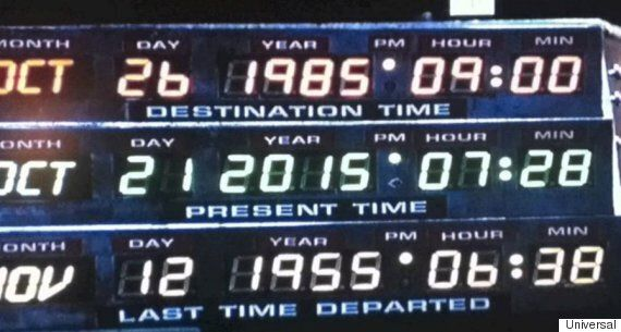 'Back To The Future' Day: Michael J Fox, Christopher Lloyd Reunite To Talk Fax Machines - Where Are The...