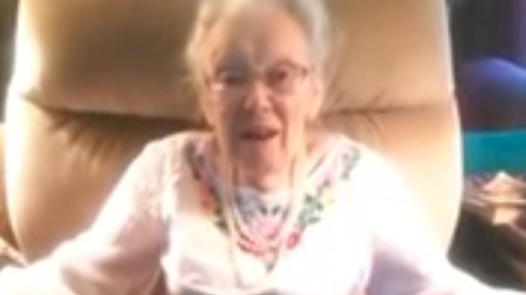 Elderly Woman's Poem About Wrinkles And Beauty Will Change