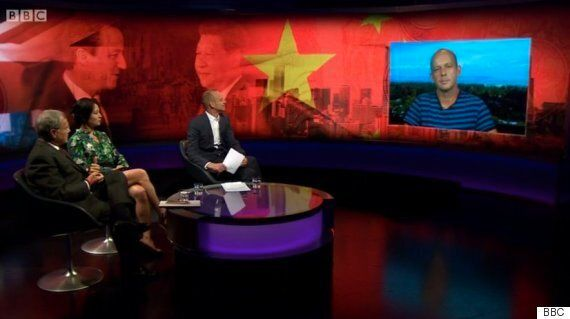 Steve Hilton, Cameron's Ex-Strategy Director, Tears Apart 'National Humiliation' Of China State