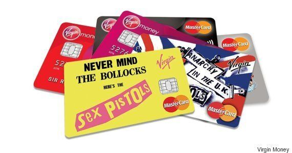 Sex Pistols Artwork To Feature On Virgin Money Credit Cards. Twitter Reacts