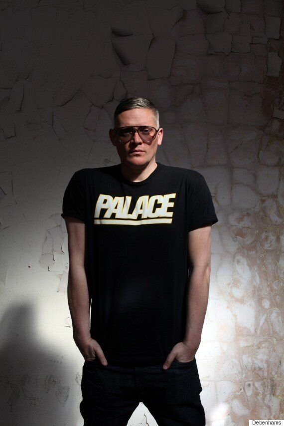 Giles Deacon On His Vintage-Inspired Collection And What Masculinity Means To