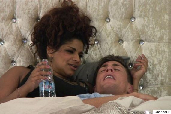 'Big Brother': Marc And Sam Deny Having Sex In The House... Or Do