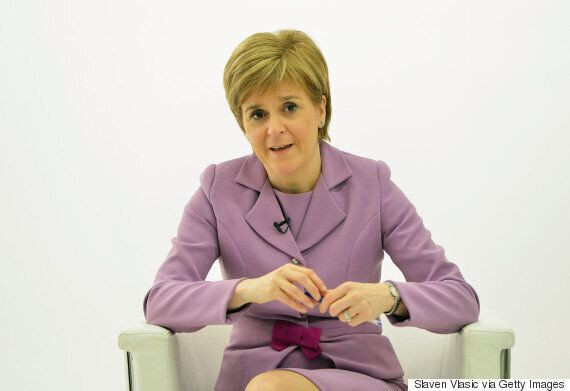 Nicola Sturgeon Defends Alex Salmond Against Accusations Of Sexism Following Anna Soubry
