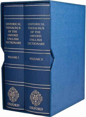 Historical Thesaurus and Language Learning: The