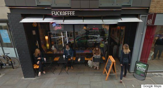 South London Café F***offee Told To Take Down 'Offensive' Sign Or Be Taken To