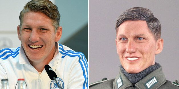 Bastian Schweinsteiger Is Suing The Maker Of This Nazi Action Figure Because It Looks Exactly Like