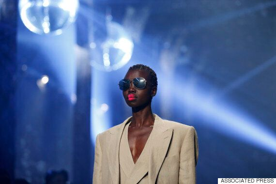 Model Nykhor Paul Speaks Out About Fashion's Problem With Black