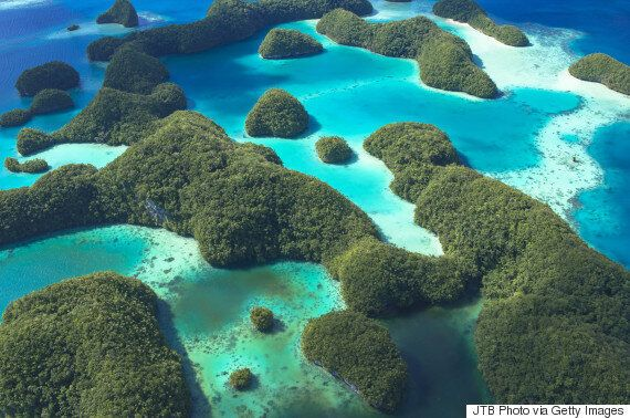 Palau Passes Law Making 193,000-Square-Miles Of Coastal Waters A Pacific Marine