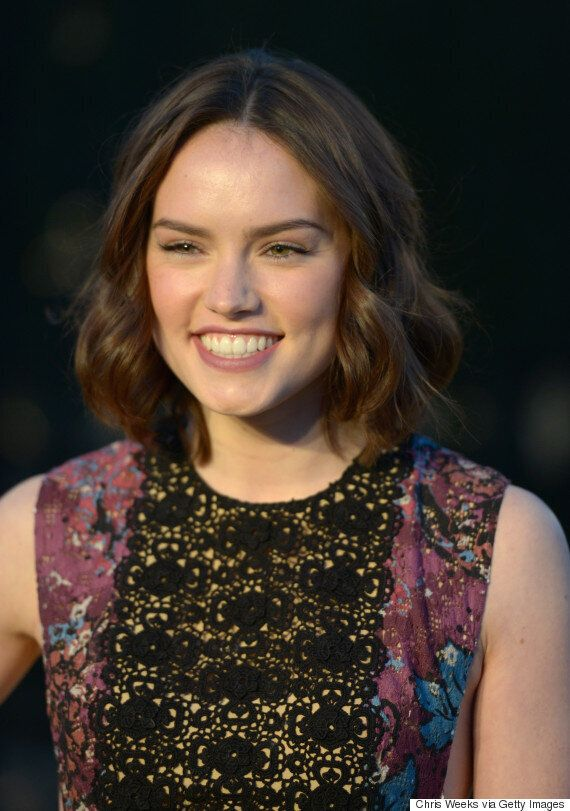 BRITS BLITZ: What Do We Know About Daisy Ridley, Soon To Be One Of 'Star Wars' Biggest