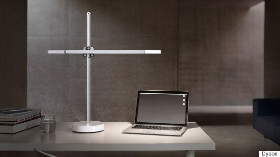 Dyson's New Lamp Uses Tech From Satellites And Lasts For 37