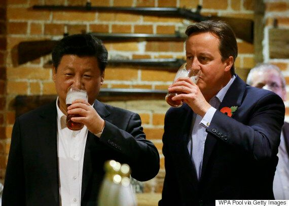 Fish And Chips Diplomacy: World Leaders Dining Out On Visits To Britain And Ireland As President Xi Gets...