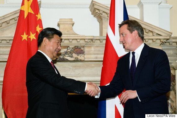 David Cameron Reveals His Daughter Still Tells Story Of Being Left In Pub In Front Of Xi