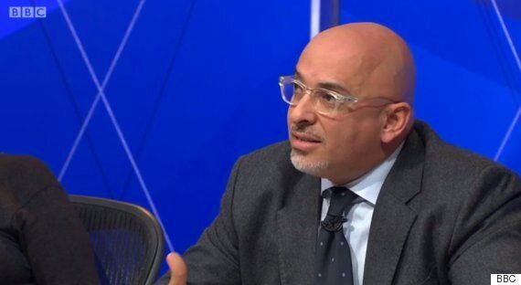 BBC Question Time: Conservative MP Nadhim Zahawi Says Claim Tories Don't Understand Poor Is 'Not Fair'...