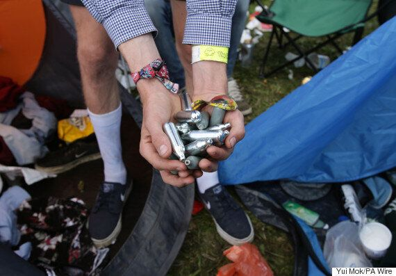 Legal Highs Ban Should Not Include Poppers, MPs' Report On Psychoactive Substances Bill