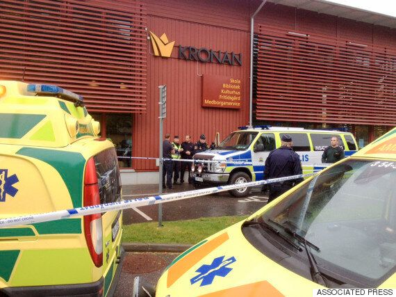 Sweden School Attack: Murderer Unmasked As Police Confirm Attack Was 'Racially