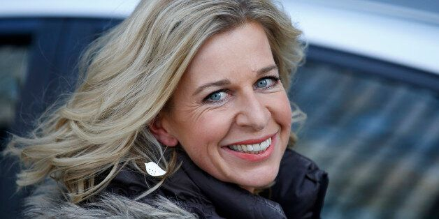 Katie Hopkins has suggested that feminists upset over Sir Tim Hunt's comments should 'go and do