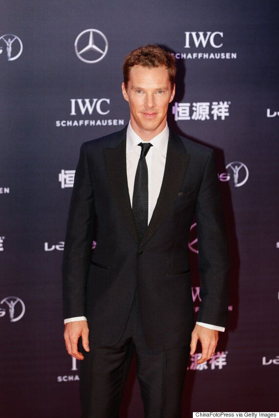 Benedict Cumberbatch To Receive A CBE From The Queen In Birthday Honours