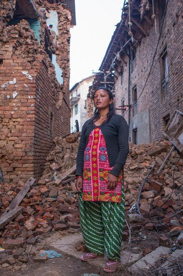 Six Months On: Joy of Nepal Quake Mother