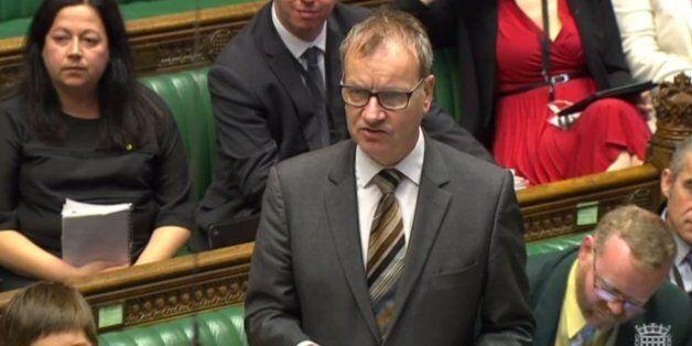 The SNP's Pete Wishart