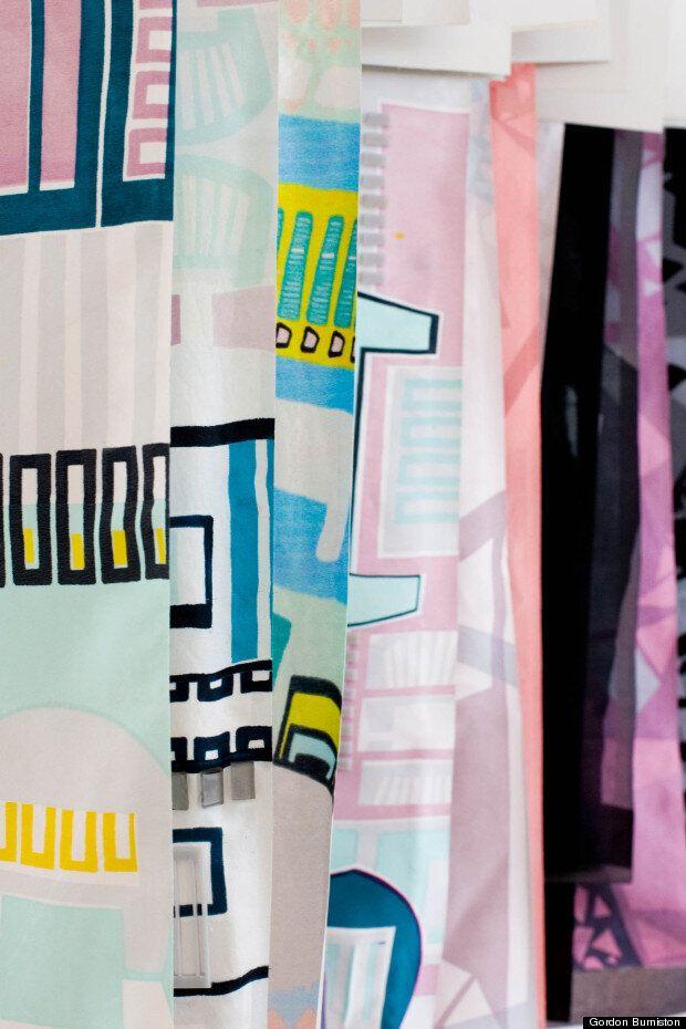 Dundee Of Jordanstone College Of Art &Amp; Design: Textiles Degree
