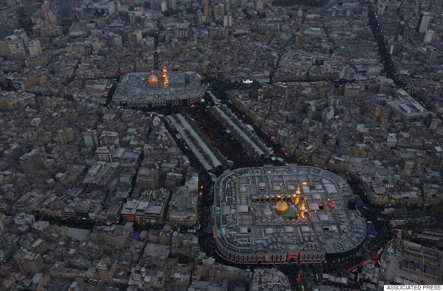Ashura 2015: Shiite Muslims Mark Martyrdom Of Imam