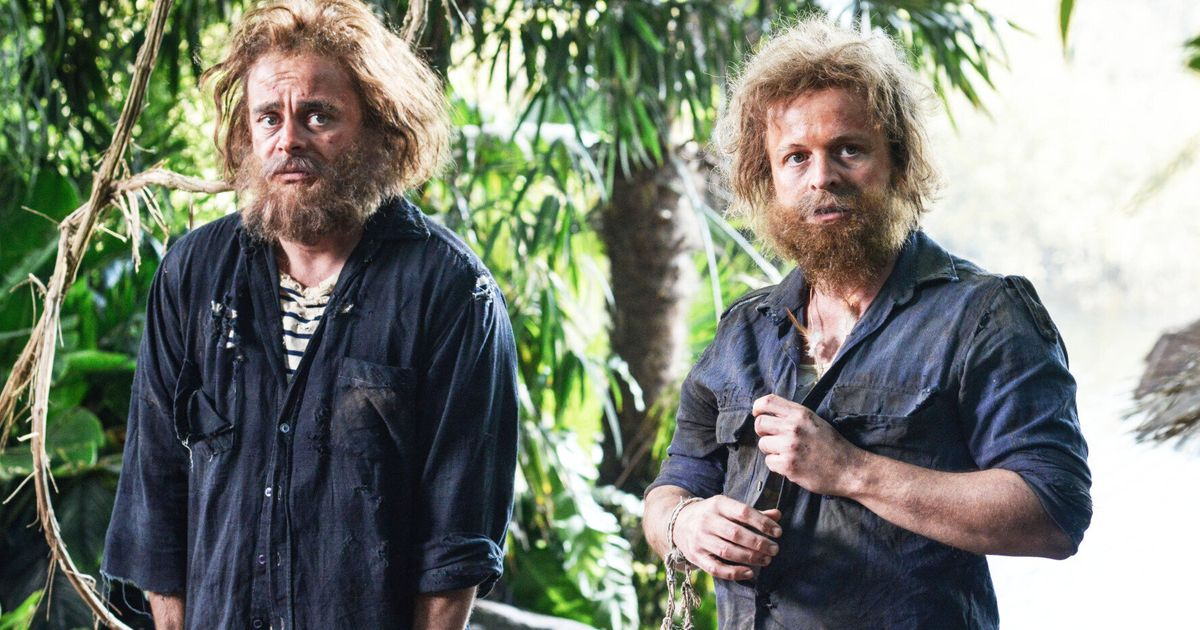 Im A Celebrity 2015 Ant And Dec Are Stranded In The Jungle In Epic Trailer For New Series -8203