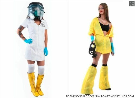 Halloween Costumes 2015 The Most Controversial Outfits Of The Year