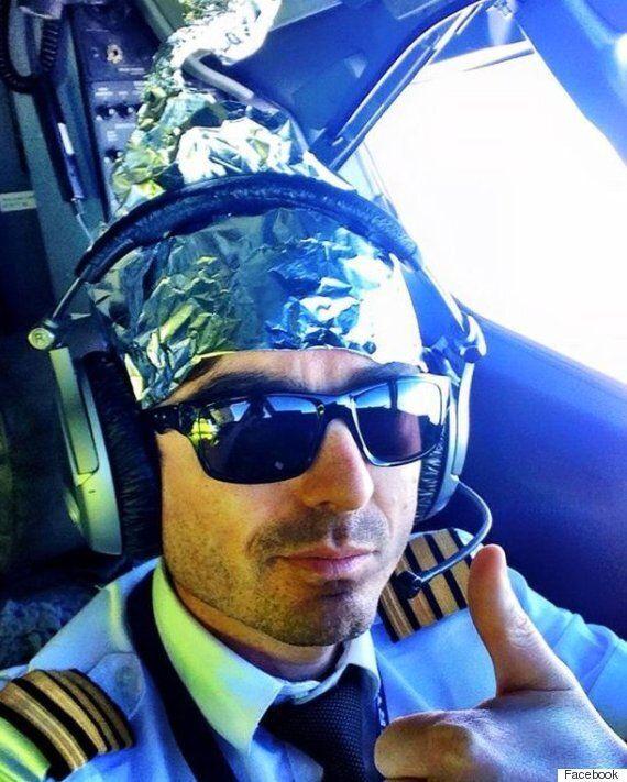 Ryanair Pilot Iain Inglis Brands Passengers 'Morons' & Dons Tinfoil Hat In