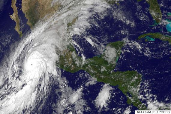 Hurricane Patricia, The 'Strongest Ever Recorded', Makes Landfall In