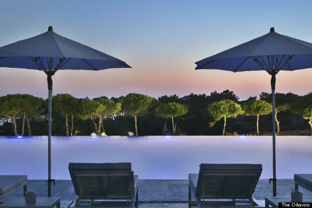 Get Out Of Town (Literally): Spa, Sun Salutations &Amp; Seafood At The Oitavos