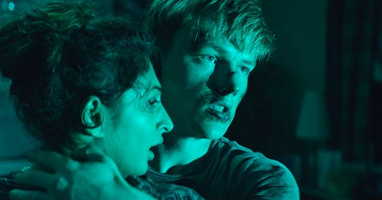 On the Set of 'Await Further Instructions' - The Next Big British