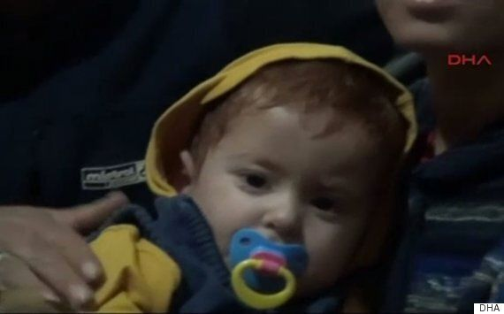 Turkish Fishermen Resuscitate 18-Month-Old Syrian Refugee Boy Found Floating In The